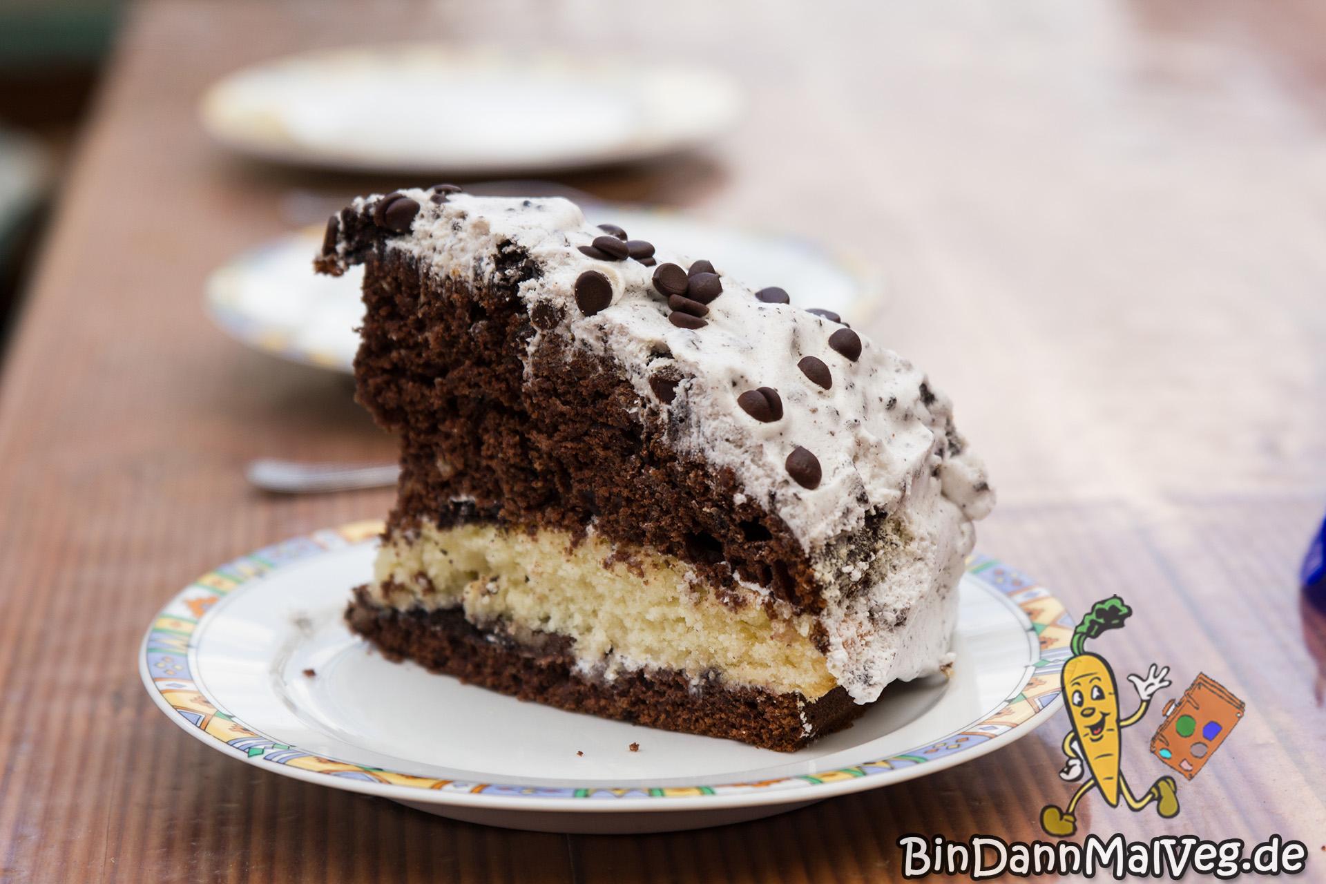 Vegane Oreo Torte Bin Dann Mal Veg