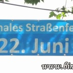 International essen auf dem Internationalen Straßenfest Sindelfingen