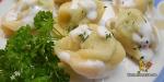 Italienische Tortellini mit Broccoli-Cashew-Füllung