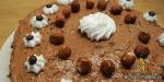 Haselnuss-Schoko-Torte