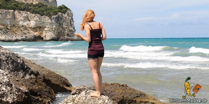Alina berichtet von ihren Erlebnissen in Italien und gibt Tipps zum veganen Reisen dort