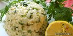 Italienisches Zitronenrisotto