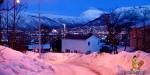 Tromsø/Norwegen: Der erste Eindruck