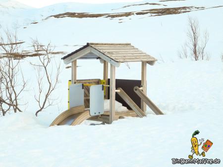 Wie kalt ist es in Norwegen
