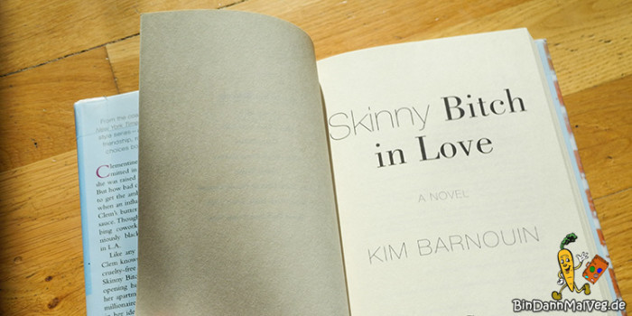 Buchrezension von Skinny Bitch in Love
